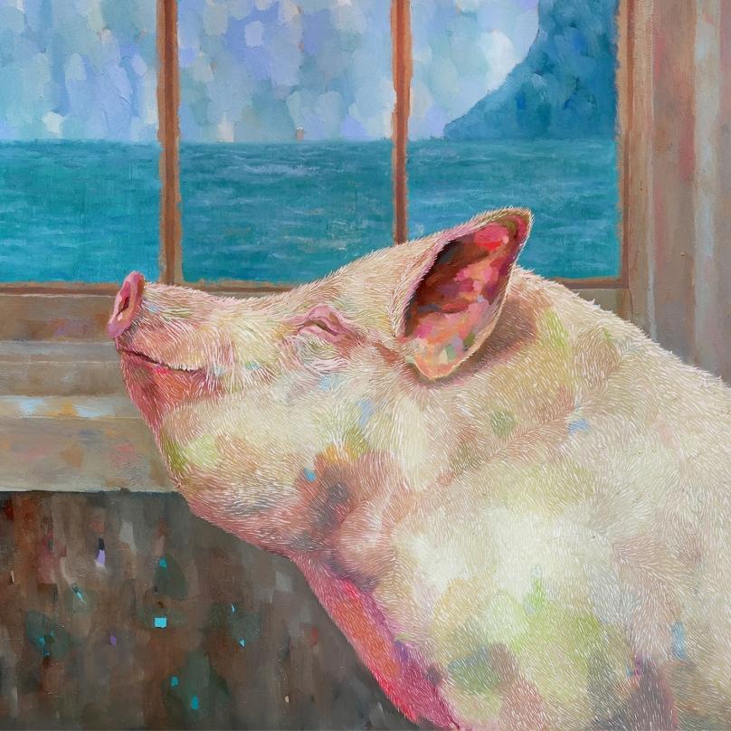 Pig Detail